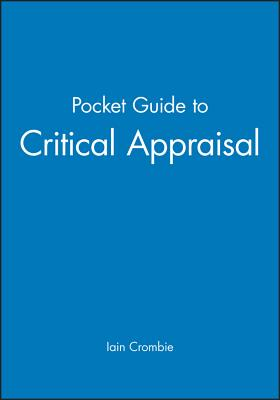 the pocket guide to critical appraisal crombie