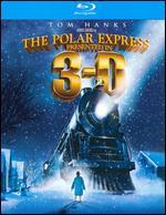 The Polar Express: 3-D [WS] [2 Discs] [With 3-D Glasses] [Blu-ray]