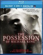 The Possession of Michael King [2 Discs] [Includes Digital Copy] [UltraViolet] [Blu-ray/DVD]