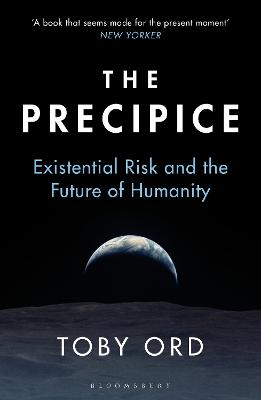 The Precipice: 'A book that seems made for the present moment' New Yorker - Ord, Toby