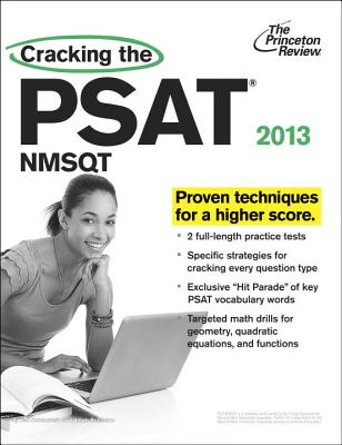 The Princeton Review Cracking the PSAT: NMSQT - Rubenstein, Jeff, and Robinson, Adam