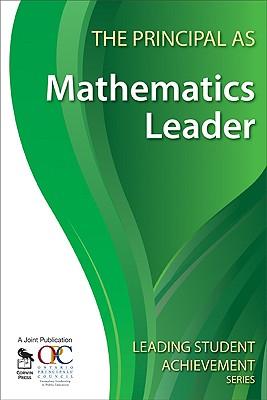 The Principal as Mathematics Leader - Ontario Principals' Council