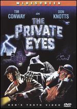 The Private Eyes - Lang Elliott