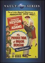 The Private War of Major Benson - Jerry Hopper