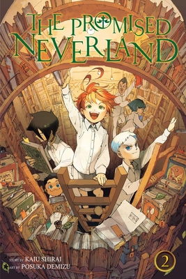The Promised Neverland, Vol. 2, Volume 2 - Shirai, Kaiu