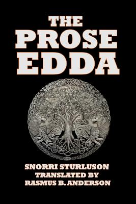 The Prose Edda - Sturluson, Snorri
