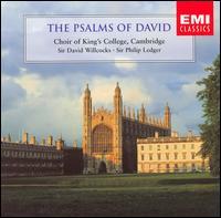 The Psalms of David - David Willcocks (organ); Francis Grier (organ); King's College Choir of Cambridge (choir, chorus)
