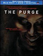 The Purge [2 Discs] [Includes Digital Copy] [UltraViolet] [Blu-ray/DVD]