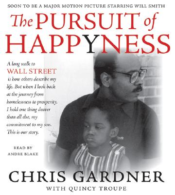 The Pursuit of Happyness CD - Gardner, Chris, and Blake, Andre (Read by)