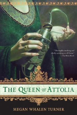 The Queen of Attolia - Turner, Megan Whalen