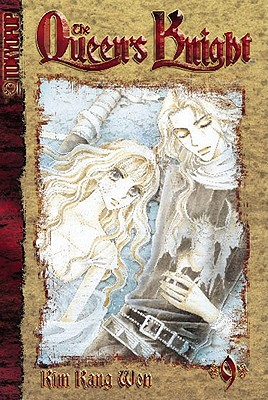 The Queen's Knight, Volume 9 - Won, Kim Kang