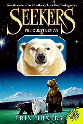 The Quest Begins - Hunter, Erin L