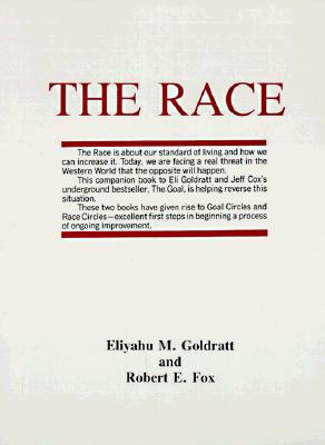 The Race - Goldratt, Eliyahu M, and Fox, Robert E, and Foz, Robert E (Photographer)
