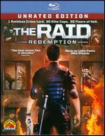 The Raid: Redemption [Unrated] [Includes Digital Copy] [UltraViolet] [Blu-ray]