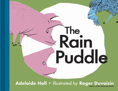 The Rain Puddle - Holl, Adelaide