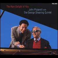 The Rare Delight of You - John Pizzarelli with the George Shearing Quintet