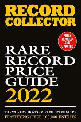 The Rare Record Price Guide 2022 - Shirley, Ian