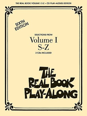 The Real Book Play-Along, Volume 1 S-Z - Hal Leonard Publishing Corporation (Creator)