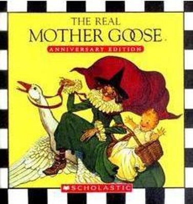 The Real Mother Goose Treasury - Wright, Blanche Fisher (Illustrator)