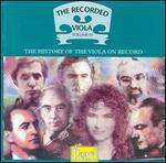 The Recorded Viola - Volume IV
