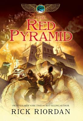 The Red Pyramid - Riordan, Rick