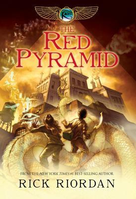 The Red Pyramid - Riordan, Rick