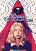 The Red Queen Kills Seven Times - Emilio P. Miraglia