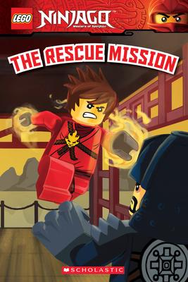 The Rescue Mission (Lego Ninjago: Reader), 11 - Howard, Kate