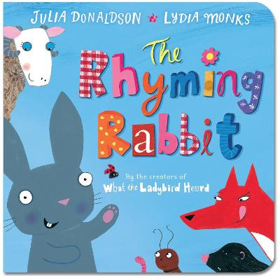 The Rhyming Rabbit - Donaldson, Julia