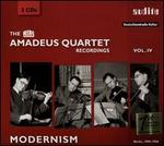 The RIAS Amadeus Quartet Recordings, Vol. 4: Modernism