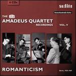 The RIAS Amadeus Quartet Recordings, Vol. 5: Romanticism