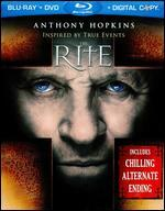 The Rite [Blu-ray] - Mikael Håfström