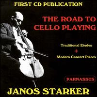 The Road to Cello Playing - Janos Starker (cello)
