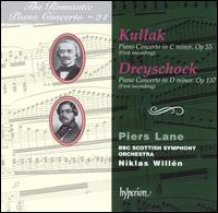 The Romantic Piano Concerto, Vol. 21: Kullak, Dreyschock - Piers Lane (piano); BBC Scottish Symphony Orchestra; Niklas Willén (conductor)