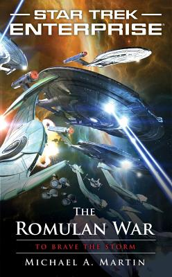 The Romulan War: To Brave the Storm - Martin, Michael A.