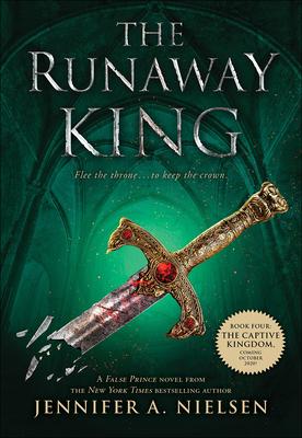 The Runaway King - Nielsen, Jennifer A