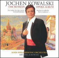 The Russian Opera Album - Jochen Kowalski (alto); Sofia Philharmonic Orchestra; Michail Jurowski (conductor)