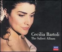 The Salieri Album - Cecilia Bartoli