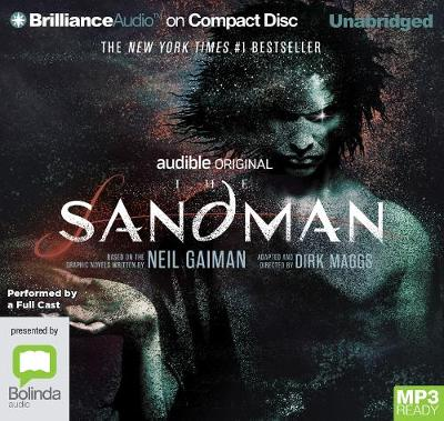 The Sandman - Gaiman, Neil (Read by), and Maggs, Dirk, and Ahmed, Riz (Read by)