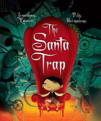 The Santa Trap - Emmett, Jonathan