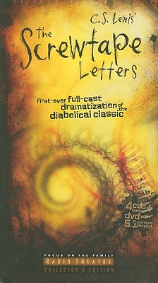 The Screwtape Letters: First Ever Full-Cast Dramatization of the Diabolical Classic - Lewis, C S, and McCusker, Paul, and Arnold, Dave