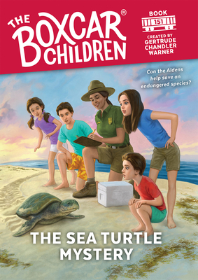 The Sea Turtle Mystery - Warner, Gertrude Chandler