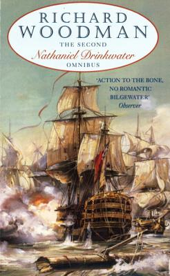The Second Nathaniel Drinkwater Omnibus: Numbers 4, 5 & 6 in series - Woodman, Richard