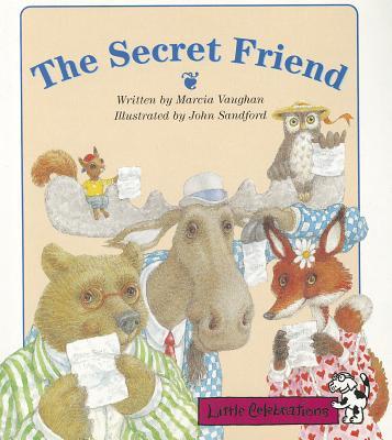 The Secret Friend - Vaughan, Marcia