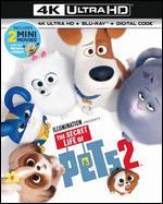 The Secret Life of Pets 2 [Includes Digital Copy] [4K Ultra HD Blu-ray/Blu-ray]