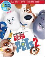 The Secret Life of Pets 2 [Includes Digital Copy] [Blu-ray/DVD]