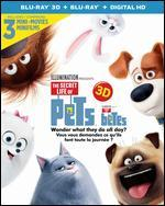 The Secret Life of Pets [Blu-ray/DVD]