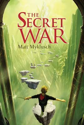 The Secret War - Myklusch, Matt
