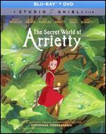 The Secret World of Arrietty [Blu-ray] - Hiromasa Yonebayashi