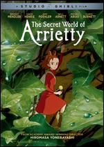 The Secret World of Arrietty - Hiromasa Yonebayashi